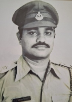Guru Brahmbhatt in Uniform