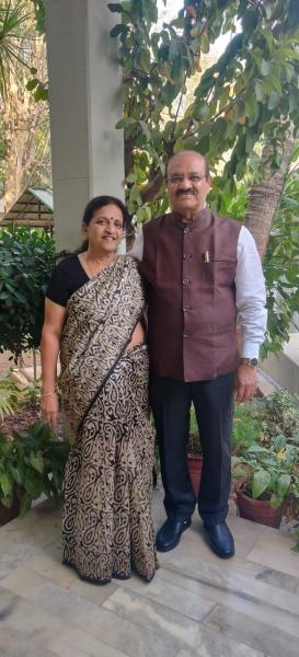 Guru and Sudha