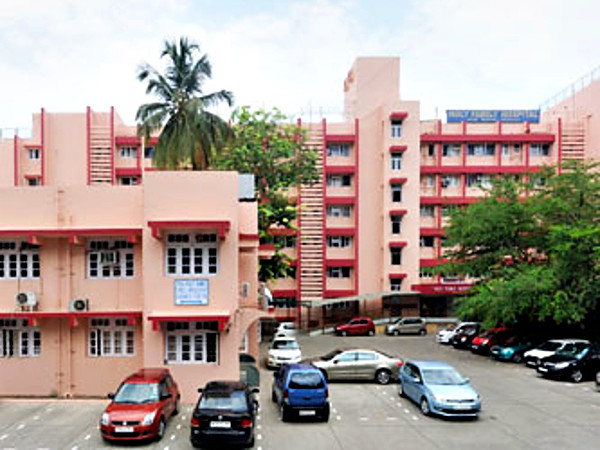 Holy Family Hospital and Research Centre, Mumbai.