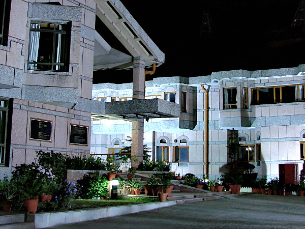 The National Academy of Administration, Mussoorie where I attended my foundational course in 1972.